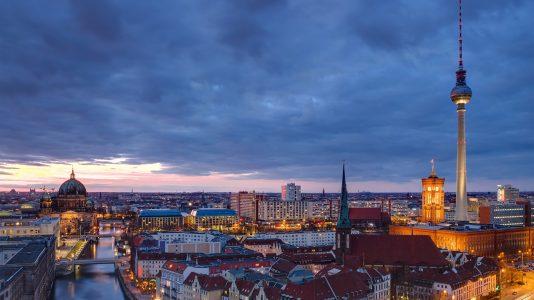 berlin-at-dawn